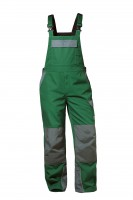 ELYSEE Latzhose SWANSEA, grün/grau.