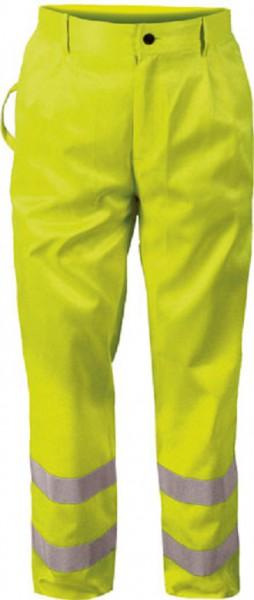 Warnschutz Bundhose gelb günstig