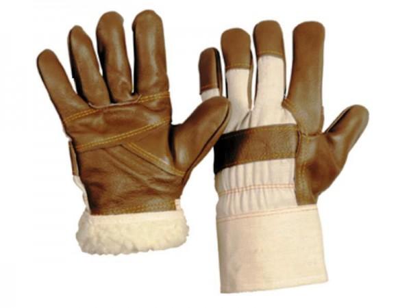 polsterlederhandschuh mit teddyfutter arbeitsschutz handschuhe bekleidung und schuhe. Black Bedroom Furniture Sets. Home Design Ideas