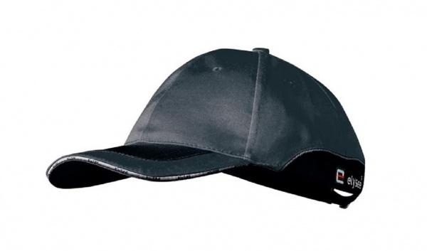 Cap grau/schwarz abgesetzt JOHN
