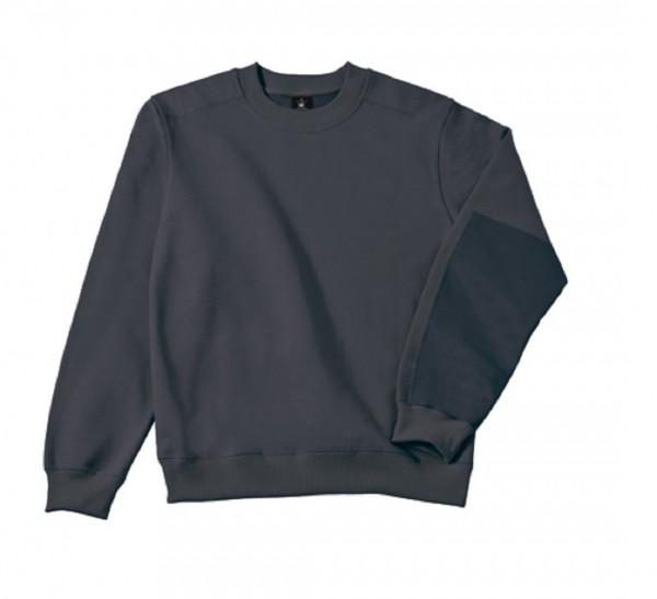 Workwearsweat BCWUC20, Dark Grey