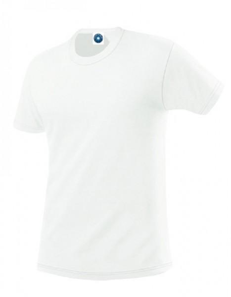 Performance T-Shirt mit UV-Schutz, white.