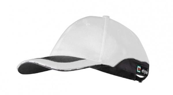 Cap weiß/grau abgesetzt BRAD