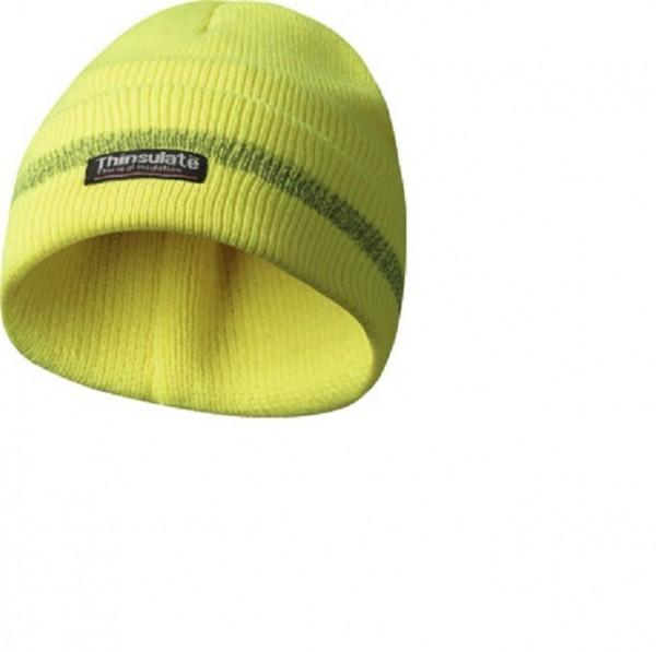 Funsport Mütze Thinsulate gelb