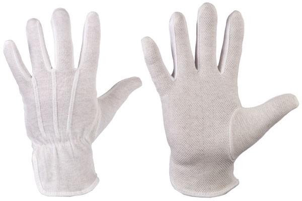 Baumwoll Trikot Handschuh BAOTOU