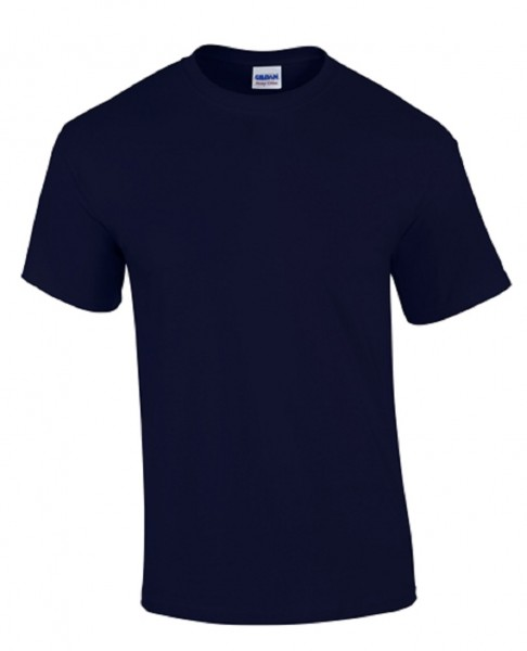 GILDAN Heavy Cotto T-Shirt, navy.