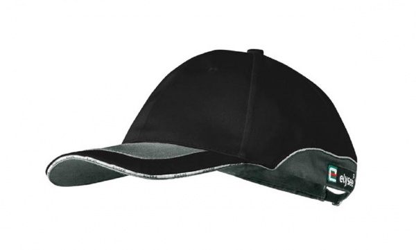 Cap schwarz/grau abgesetzt TILL