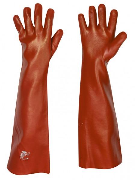 """PVC Handschuh Schutzhandschuh """"Memphis"""" 60 cm"""