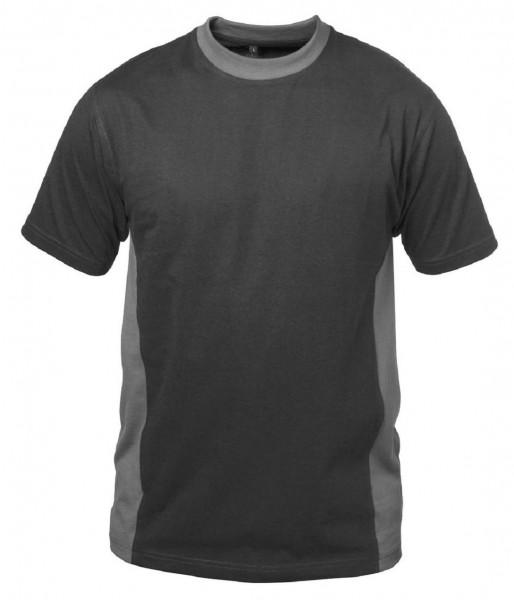Shirt MADRID, schwarz/grau