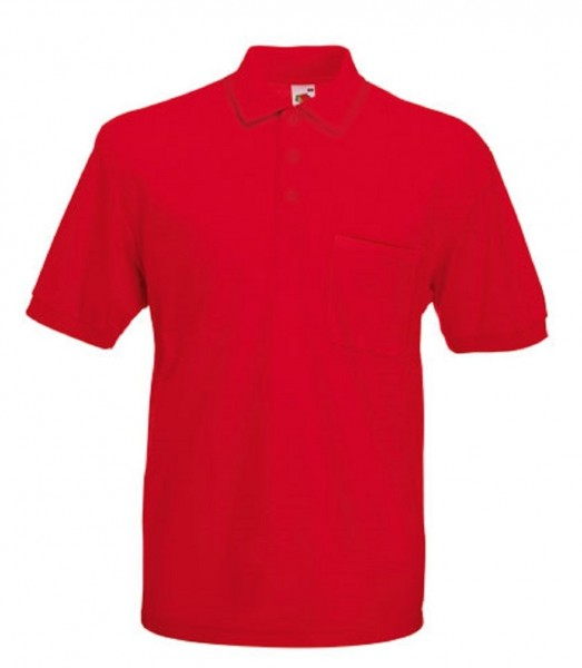Pocket Polo F532, red.
