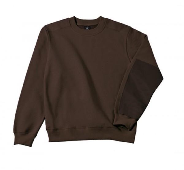 Workwearsweat BCWUC20, Brown