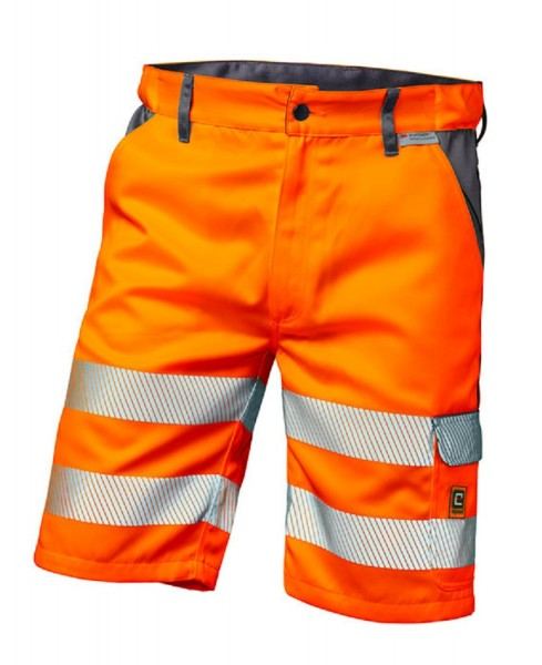 Warnschutzshorts orange, LYON.