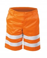 Warnschutzshorts orange, PETER