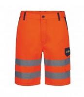 Warnschutzshirts floureszierend orange Walsrode