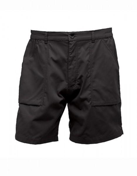 Regatta Action Shorts, black.