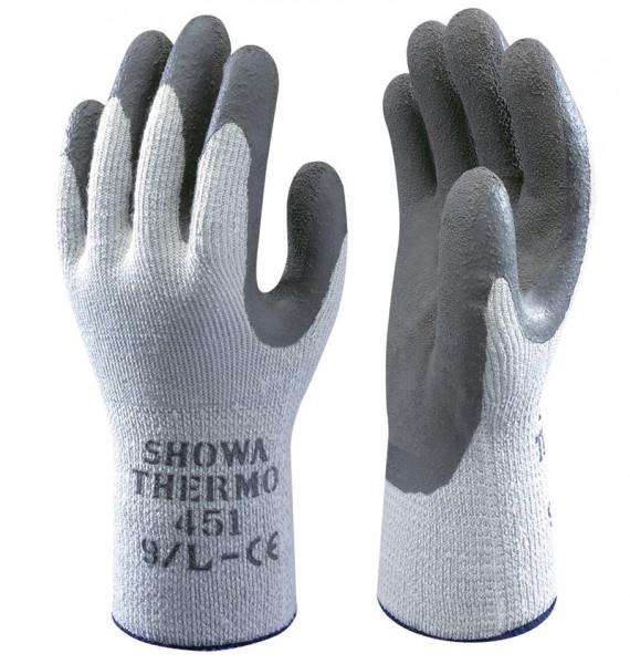k lteschutzhandschuh showa best 451 thermo in kleinmengen arbeitsschutz handschuhe. Black Bedroom Furniture Sets. Home Design Ideas
