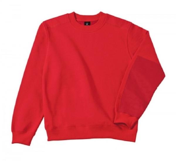 Workwearsweat BCWUC20, Red