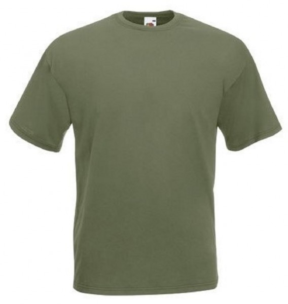 Valuweight- T, Classic Olive
