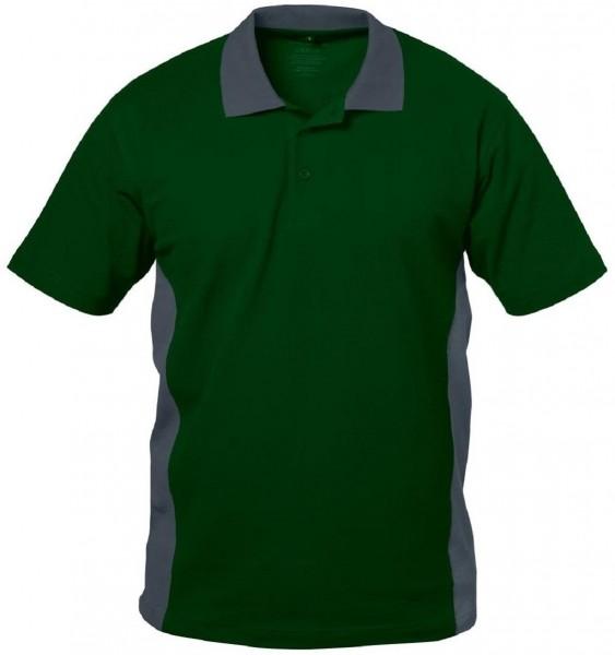 Polo Shirt grün/grau VALENCIA