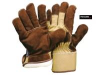 Thinsulate Kälteschutzhandschuh Rindkernspaltleder