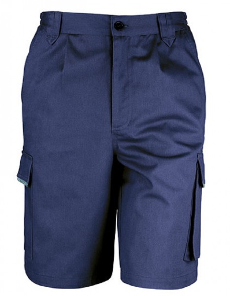 Result WORK-GUARD Action Shorts, navy.