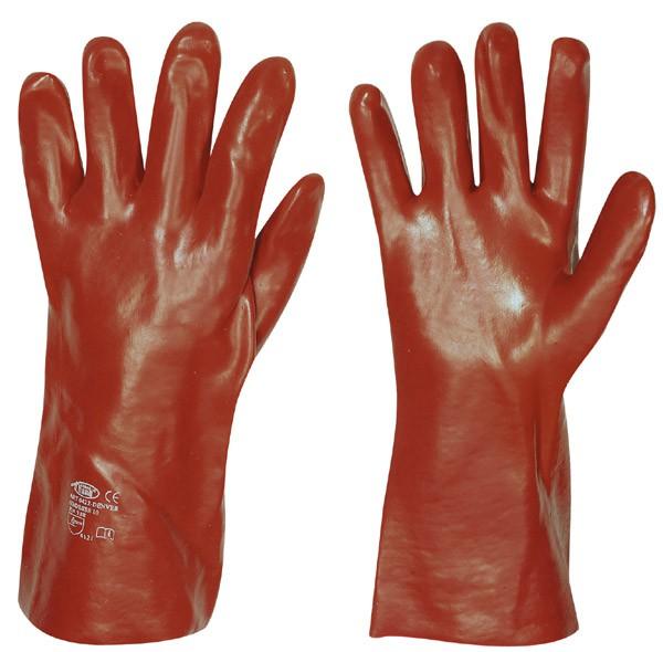 "PVC Handschuh ""DENVER"" 35 cm"