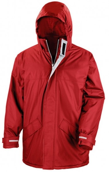 RESULT Winter-Parka, red