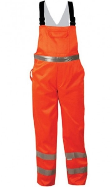 Safestyle Warnschutzlatzhose KURT orange