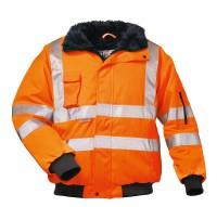 Pilotenwarnschutzjacke Gustav orange