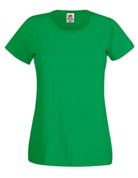 Damen T-Shirt Lady Fit: kelly green
