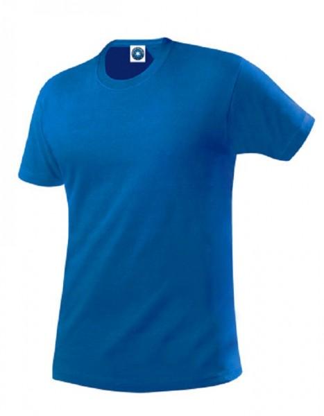 Performance T-Shirt mit UV-Schutz, royal blue.