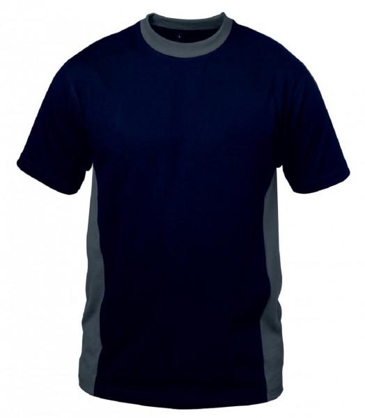 Shirt BARCELONA, marine/grau