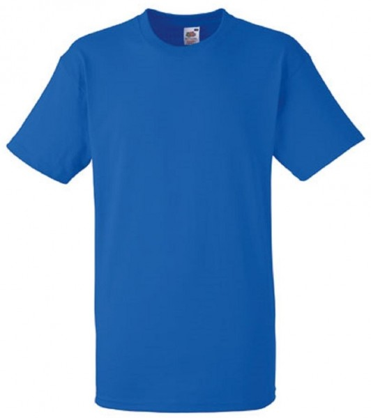 Heavy Cotton T-Shirt, royal.